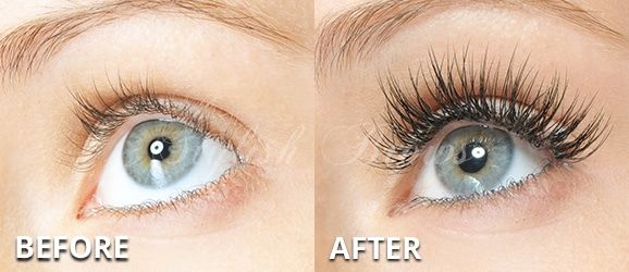 Eyelash-extensions-before-after-stylish-brows-miami